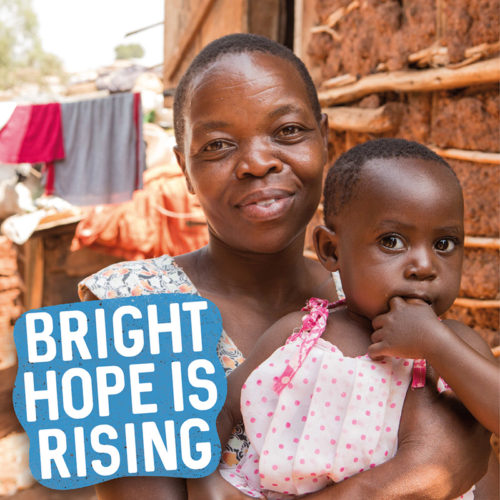 BRIGHT HOPE IS RISING - SUPPORT A LIFE GROUP