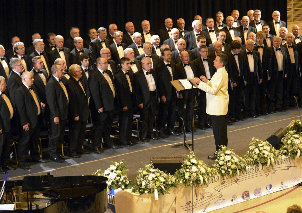 Pendyrus Male Choir
