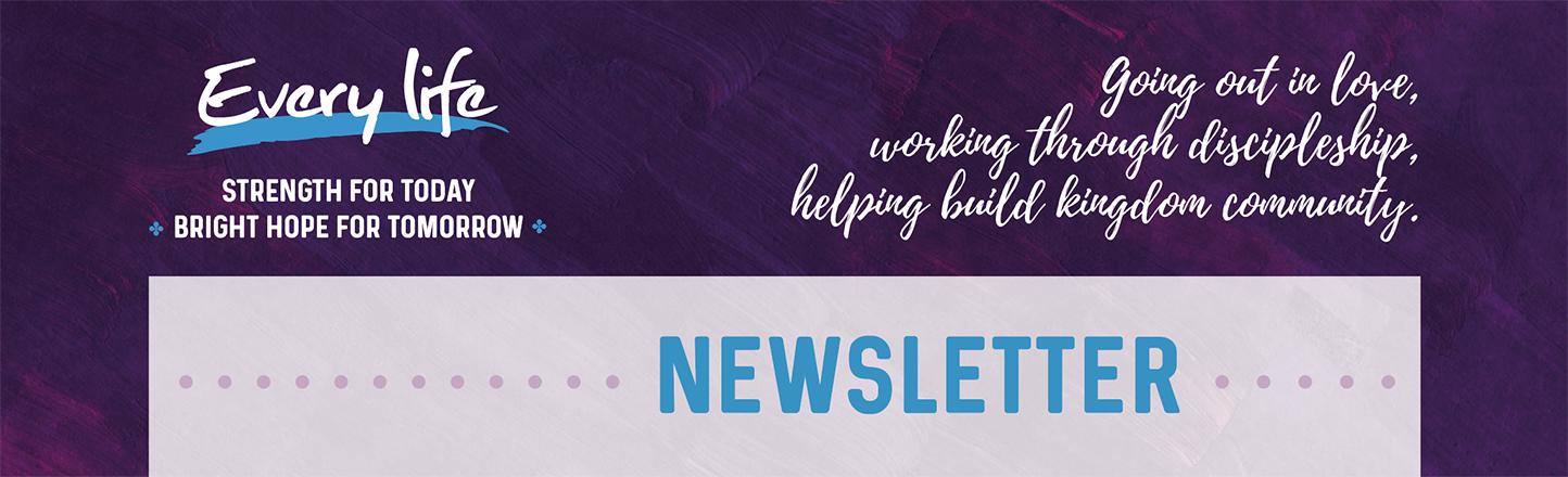 Autumn Newsletter 2018